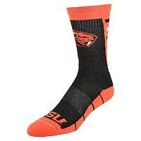 Men's Mojo Oregon State Beavers Energize Crew Socks