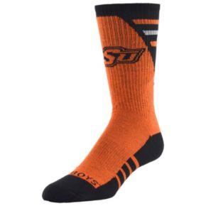 Men's Mojo Oklahoma State Cowboys Energize Crew Socks