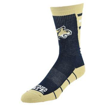 Men's Mojo Montana State Bobcats Energize Crew Socks