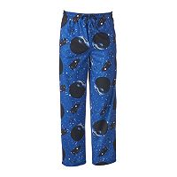 Men's Star Wars Death Star Sublimated Microfleece Lounge Pants