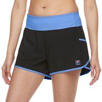 Women's FILA SPORT® Zip Pocket Running Shorts