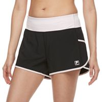 Women's FILA SPORT® Zip Pocket Running Shorts