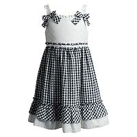 Girls 4-6x Youngland Seersucker Dress