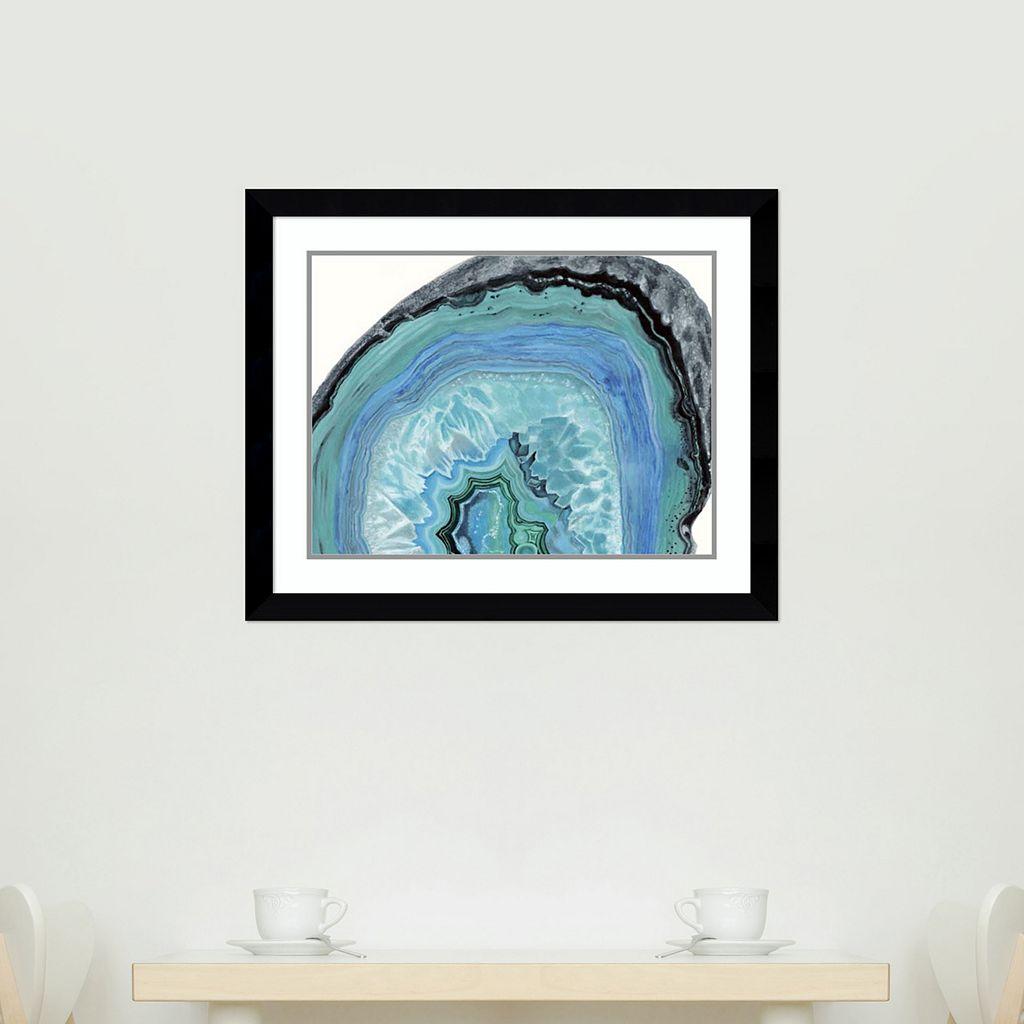 Agate Studies II Framed Wall Art