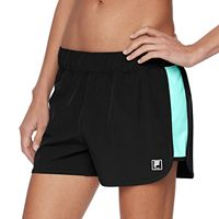 Women's FILA SPORT® Mesh Panel Shorts