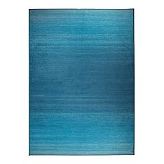 Ruggable® Washable Ombre 2 pc Indoor Outdoor Rug System
