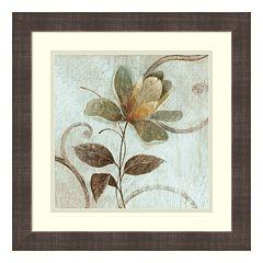 Floral Souvenir 1 Framed Wall Art
