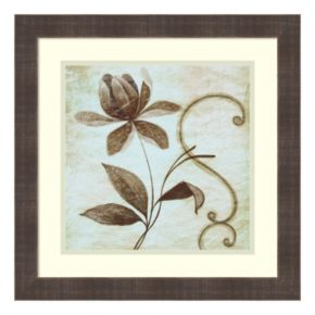 Floral Souvenir 2 Framed Wall Art
