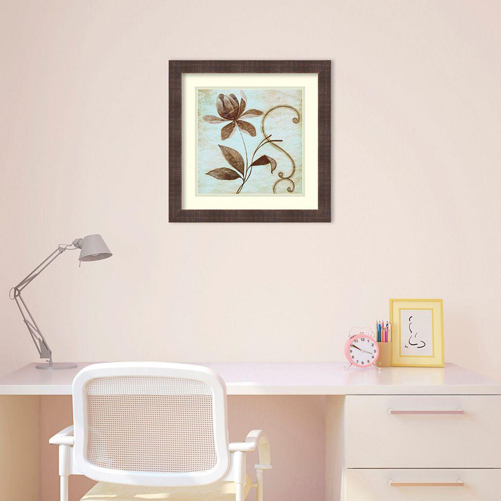 Floral Souvenir 2 Framed Wall Art