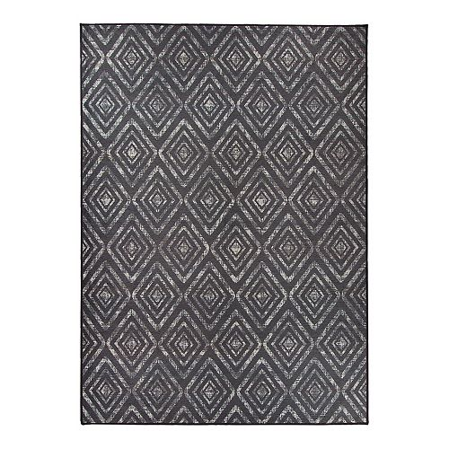 Ruggable® Washable Prism Geometric 2-pc. Indoor Outdoor Rug System