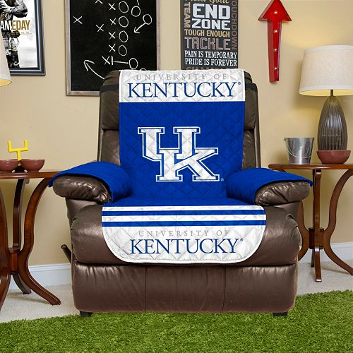 Kentucky Wildcats Quilted Recliner