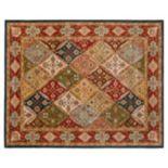 Safavieh Heritage Hallstatt Framed Floral Wool Rug