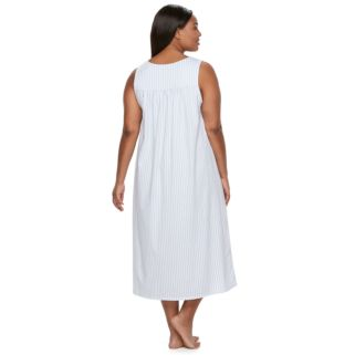 Plus Size Croft & Barrow® Pajamas: Knit Long Nightgown