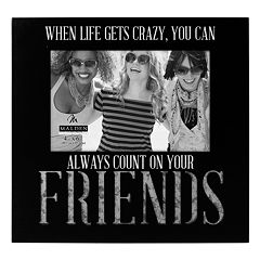 Malden 'Friends' 4' x 6' Galvanized Frame