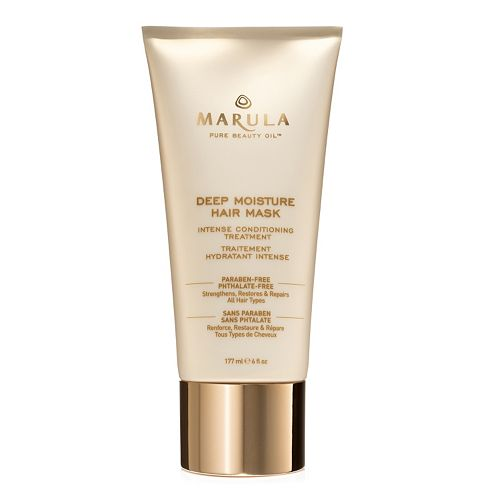 Marula Pure Beauty Oil Deep Moisture Hair Mask Intense Conditioning Treatment