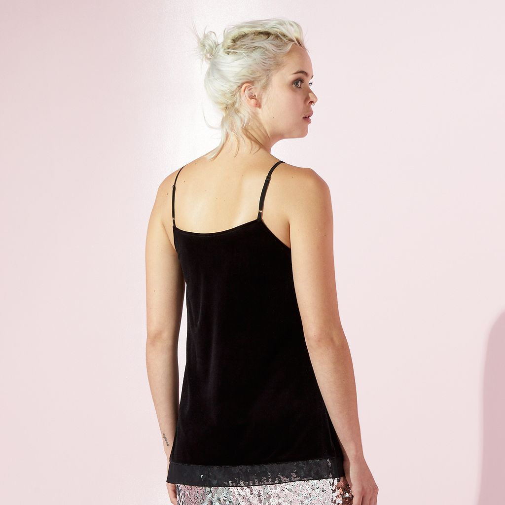 Women's JUICY Velvet Camisole