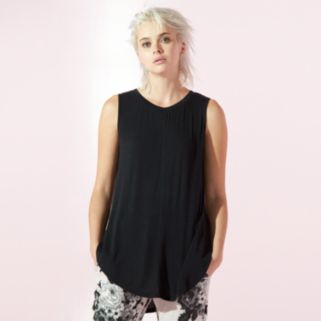 Women's JUICY Vented Oversized Tank