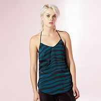 Women's JUICY Print T-Back Camisole