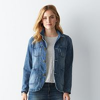 Women's SONOMA Goods for Life™ Jean Blazer