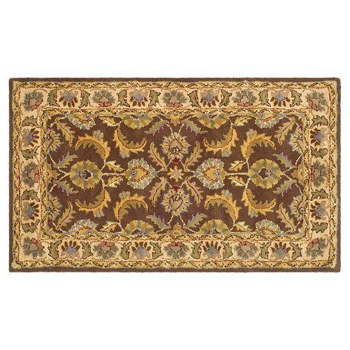 Safavieh Heritage Manarola Framed Floral Wool Rug