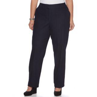 Plus Size Apt. 9® Torie Straight-Leg Jeans