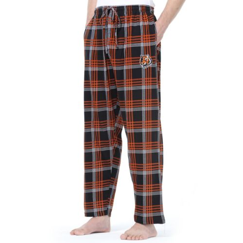 Men's Cincinnati Bengals Playoff Knit Lounge Pants