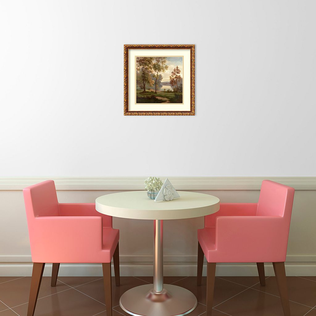 Tranquility II Framed Wall Art