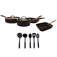 BergHOFF Ouro Gold 11 pc Starter Cookware Set