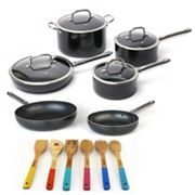 BergHOFF Boreal 16 pc Nonstick Cookware Set