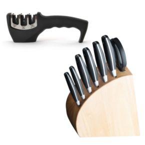 BergHOFF 8-pc. Forged Knife Block Set