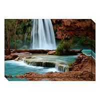 Sublime Havasu Falls Framed Wall Art