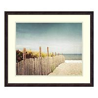 Down To The Sea Framed Wall Art