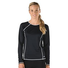 33f095e41d4 Women s Speedo Aqua Fitness ... French Terry Hooded Cover-Up. (26) · Women s  Speedo Rash Guard