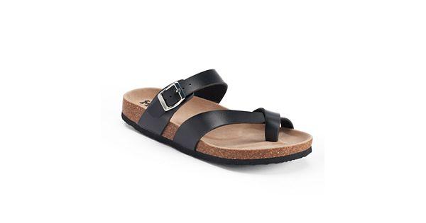 Mudd 174 Women S Toe Loop Sandals