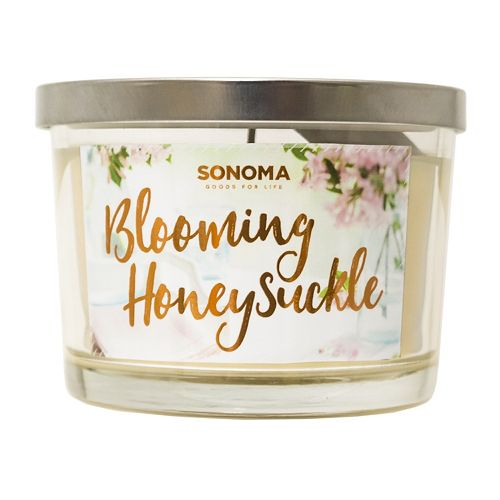 SONOMA Goods for Life™ Blooming Honeysuckle 4.8-oz. Candle Jar