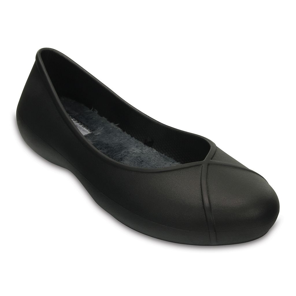 Crocs Olivia II Women's Lined Flats