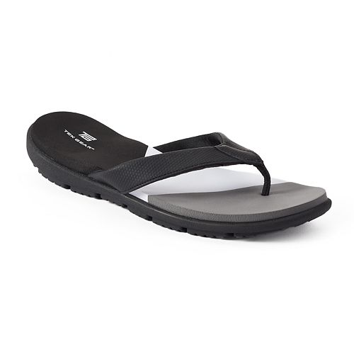 Tek Gear 174 Women S Colorblock Flip Flops