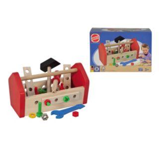 Eichhorn Heros 30-Piece Wooden Tool Box Set