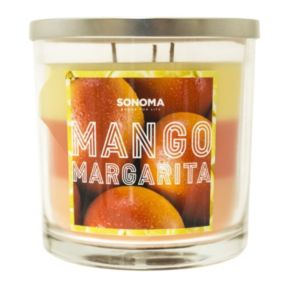 SONOMA Goods for Life™ Mango Margarita 14-oz. Candle Jar