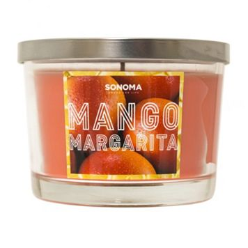SONOMA Goods for Life™ Mango Margarita 4.8-oz. Candle Jar