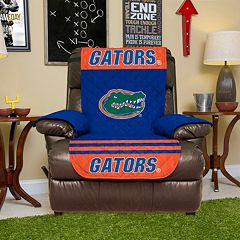 Florida Gators Quilted Recliner Chair Cover