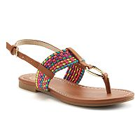 SO® Season Girls' Sandals