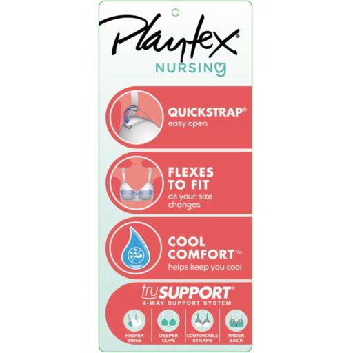 Maternity Playtex Nursing Foam Nursing Cami Tank Top 4957