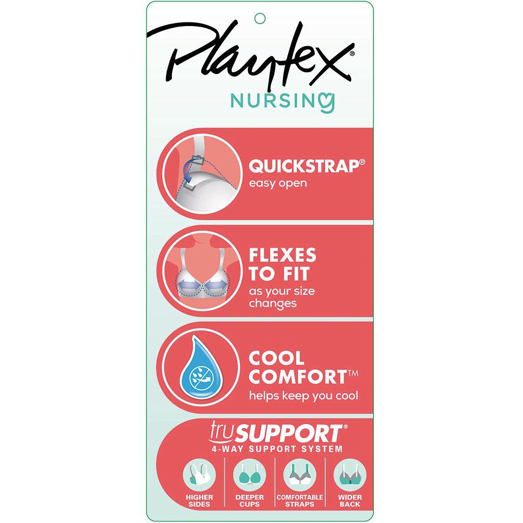 Maternity Playtex Nursing Foam Nursing Bra US3002