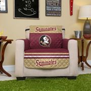 Florida State Seminoles Quilted Chair Cover
