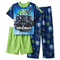 Boys 4-12 Rogue One: A Star Wars Story Protect 3-Piece Pajama Set