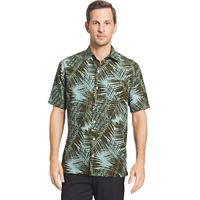 Big & Tall Van Heusen Oasis Classic-Fit Button-Down Shirt