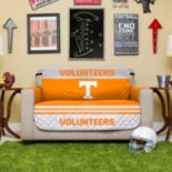 Tennessee Volunteers Quilted Loveseat Cover