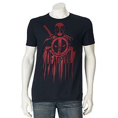 Men's Deadpool Shield Tee