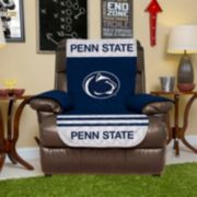 Penn State Nittany Lions Quilted Recliner Chair Cover